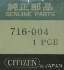 Citizen-Ref. 716 -004 Parts Citizen Originals-Parts Original