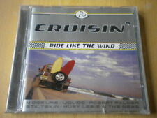 Cruisin' Ride like the wind2 CDMidge Ure Liquido Robert Palmer Bryan Ferry