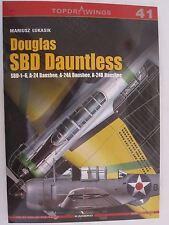 Kagero Book: Douglas SBD Dauntless (Topdrawings)
