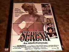 SERENA  FAIRY TALE ORIG MOVIE POSTER