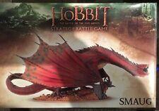 Hobbit - Smaug™ - Basis sehr schön bemalt, Rest unbehandelt