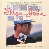Elton John Superior sound of (1970-1975) [CD]