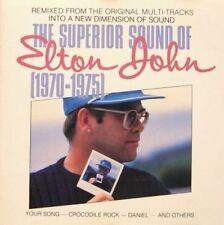 Elton John superior sound of (1970-1975)
