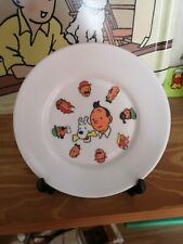 tintin  voluform assiette