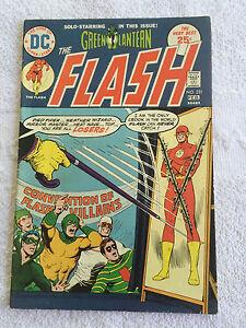 Flash #231 (Jan-Feb 1975, DC) VG+ 4.5