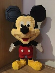 Mickey Mouse, 1832pcs, Building blocks Set