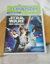 Leap Frog Leapster 2 Learning Game Star Wars Jedi Reading