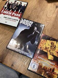 Das Linkin Park DVD Paket Mit 3 Titeln