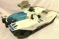 Vintage 1989 Hasbro GI Joe ARAH AA1 Avalanche Snow Tank Fighting Vehicle (READ)