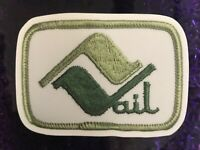 Vail Colorado STICKER / DECAL  Made From Vintage Ski Patch