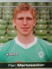 Panini 99 BL Fussball 2007/08 Per Mertesacker Werder Bremen