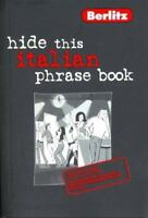 Hide This Italian Phrase Book