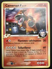 Carte Pokemon CAMERUPT 19/147 Rare PLATINE VAINQUEURS SUPREMES FR NEUF