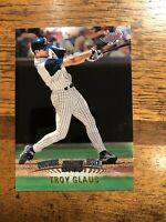 1999 Stadium Club Chrome - Troy Glaus #SCC31 (Angels)