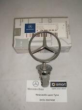 Genuine Mercedes-Benz W124 Bonnet Star Badge Emblem A1248800086 NEW