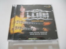 "LA Guns ""Cocked and Re loaded"" 2001 cd 15 tracks"