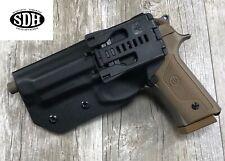 Beretta M 9 92 92fs holster by SDH Swift Draw Holsters Tek Lok