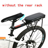 RockBros Bike Bicycle MTB Soft Cushion Seat For Rear Rack Black