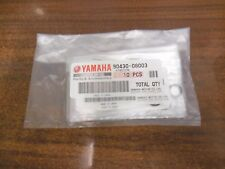 YAMAHA LOWER UNIT DRAIN PLUG GASKET 90430-08003-00 90430-08020-00 10 PACK!