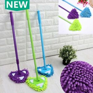 180 Degree Rotatable Adjustable Triangle Cleaning Mop BEST