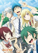 *NEW* Yamada-kun and the Seven Witches: Group 06 Fabric Poster by GE Animation