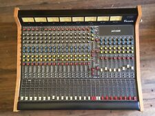 Carvin Eight 8 Track Mixing Board Model MX1688