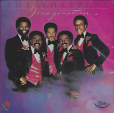 The Whispers – Imagination   New cd  Canada import
