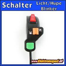 Ersatzteil Elektro-Scooter Schalter Senkrecht Licht-Hupe-Blinker eScooter