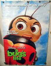 Walt Disney® Pixar A BUG'S LIFE 27x40 Rolled Double Sided Movie Poster