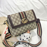 Women Leather Handbag Shoulder Cross Body Bag Tote Messenger Satchel Purse