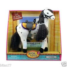 Only Hearts Horse & Pony Club Cookies N' Cream Appaloosa Plush Toy New