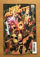 New Mutants # 1 2019  Rod Reis Main Cover 1st Print Marvel Comics VF/NM