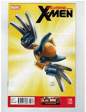 WOLVERINE & THE X-MEN #36 LEGO Variant - Battle o/t Atom Chapter 5 / 2013 Marvel