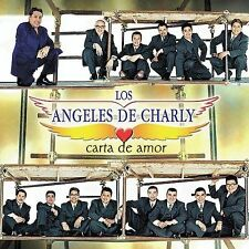 Angeles De Charly : Carta De Amor CD
