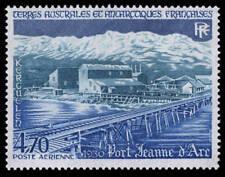 TERRES AUSTRALES / T.A.A.F. POSTE AERIENNE N° 80 ** PORT KERGUELEN