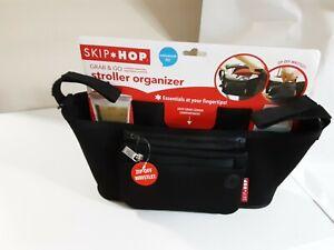 Brand New!!  Skip Hop Grab & Go Baby Stroller Organizer - Black