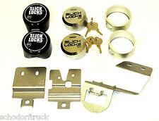 Slick Locks GM Full Size 1997 to present Sliding door van kit  GM-FVK-SLIDE-TK