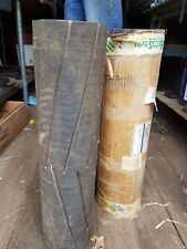 "5-7/8"" x 24"" Rolled Conveyor Pulley w/ Rubber Lagging"