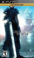 Crisis Core: Final Fantasy VII 7 [Sony PlayStation Portable PSP, Action RPG] NEW