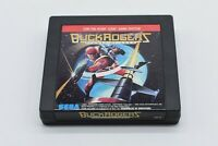ATARI 5200 VIDEO GAME BUCK ROGERS PLANET OF ZOOM Cart only - FREE FAST US SHIP