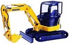 Diamond pet DK-6104 1/32 scale Komatsu mini excavator PC50MR Gareo (japan import