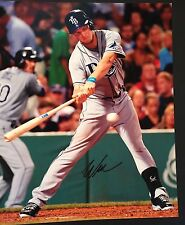 Wil Myers Signed 8x10 Photo. Padres Rays! Autograph. Future Superstar