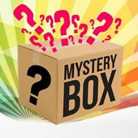 Box Mystery electronics, clothing,novelty, games homeware RRP £40