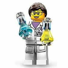 Series 11 Sealed LEGO Scientist Female Chemist Microbiologist Biologist Research