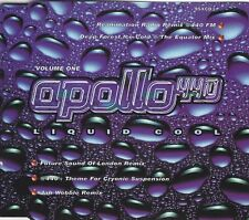 Apollo 440-LIQUID COOL vol.1 CD MAXI TOP!!! RARE!!! ssxcd3