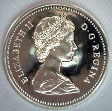 1974 Canada Proof Like Silver Dollar $1 Canadian Coin Winnipeg Centennial UNC