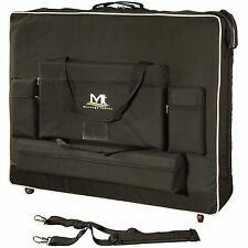 """Master Massage Table 30"""" inch wheeled Carrying Case Bag"""