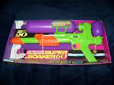 Vintage Super Soaker 60 Still Sealed 1993 Larami 90s Super Soakers
