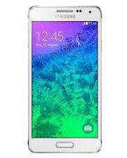 Samsung Galaxy Alpha SM-G850A - 32GB - Dazzling White AT&T (Unlocked) Smartphone