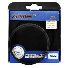 Zomei 72mm CIR-PL Circular Polarizing CPL FILTER for canon nikon camera lens
